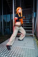 ~Helimatra Cosplay~ Kim Possible - Time to fight by HelimatraCosplay