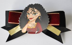 FOR SALE: Mother Gothel Bow by Lokotei