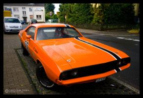 pure muscle car by chrizzz6