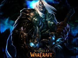 World of Warcraft wall5 by lxfactorl