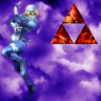 The TriForce has Turned: Sheik by Saston