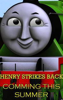 Henry Strikes Back (Official Poster) by demarm1youtube