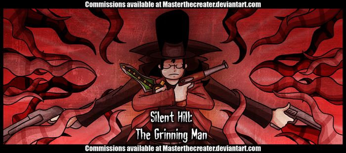 AT4W: Silent Hill - T.G.M by DrCrafty