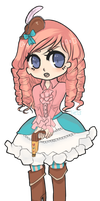 old cheeb comm by roborei