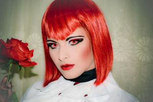 Madame Red - Close by Luthy-Lothlorien