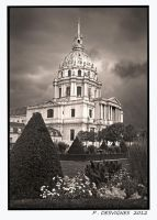 les Invalides II by bracketting94