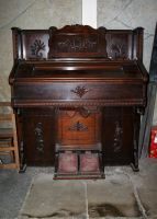Old Church Organ by GothicBohemianStock
