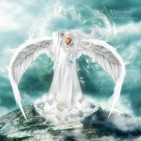 Angel baby by annemaria48