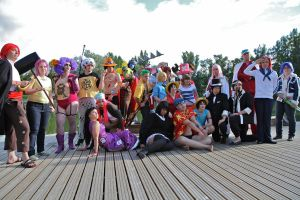 One Piece group by SaaraZ