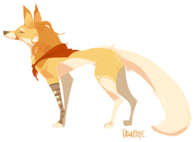 Oh is that a Fox by Aledles