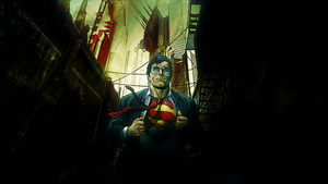 From Clark kent To Superman by Aste17