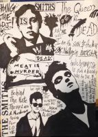 The Smiths by zombis-cannibal