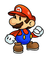 a Paper Mario Animation by That-One-Leo