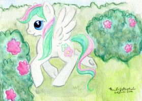 Blossomforth by rayechu