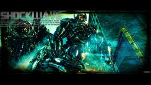 SHOCKWAVE - Dark of the Moon by zeexto