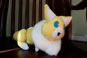 Vice President Plushie by wandering-dreamer