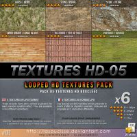 Free Textures : 013-Textures-HD-05 by lasaucisse
