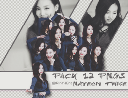 [151204] PACK RENDER NAYEON TWICE by RinYHEnt