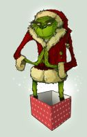 Grinch by paulorocker