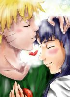 naruhina - your the best- by strawbeery