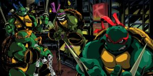 TMNT by SketcheeBizniz