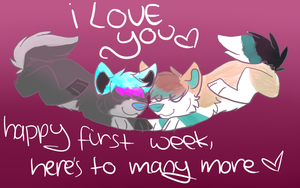 first week by winchesterss