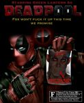 DeadPool The Movie by Tony-Antwonio