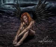 Dark Angel by ralfw666