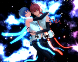 between of stars flowing [Ted x Kaito] by mboxdv