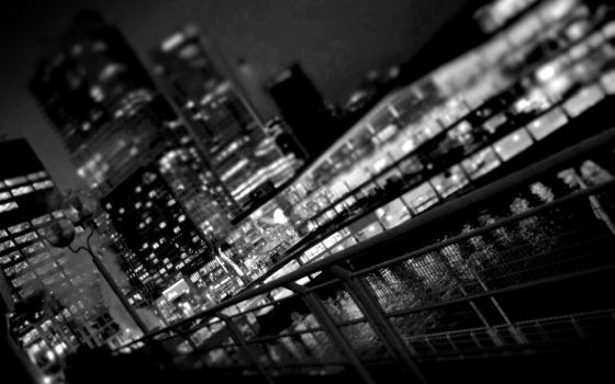 Vancouver by Night by TeenFanatic