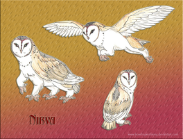 Nirva by HowlingWolfSong