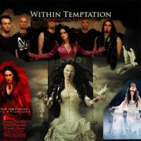Within Temptation by Sakura2811