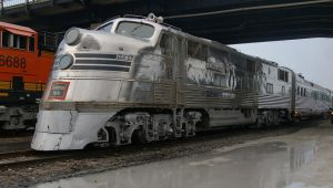 Burlington Nebraska Zephyr by JamesT4