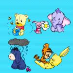 Pooh and Friends by ProjectAnimation