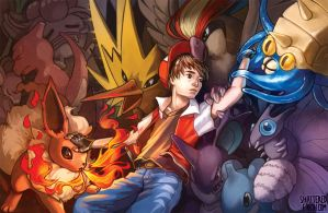 Twitch Plays Pokemon by Shattered-Earth