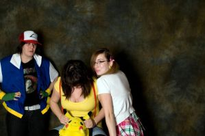 Pika, what are you...? by Doguey