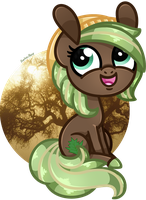 [MLP] Vale Sylva (PC) by AmberPone