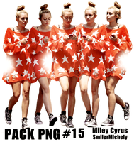 Pack 015 Miley Cyrus  Png Pack by SMILERMICHELY