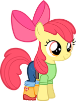 Apple Bloom - Equestria Girls Clothing by Zacatron94