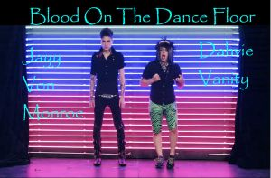 Blood On The Dance Floor by XxMfPrincessxX