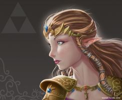 Zelda by Dylean