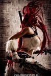 Kitty Cat Katarina Cosplay Roar. League of Legends by Morganita86