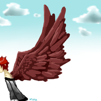 Wings by m0chi-kun