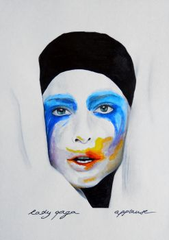 Lady Gaga - Applause by Kenza-san