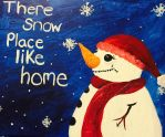 Snow Place Like Home by likesinkingships