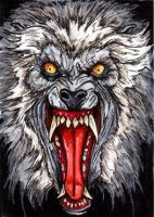 131. Werewolf in London by Christopher-Manuel