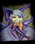 Tokyo Ghoul: When Obsession Turns Deadly by EzmeAG98