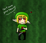 Chibi BEN DROWNED : Give Me Your Heart by Xx-MayhemOnMisery-xX