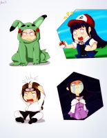 Neji SD 04 - Pika pika by kawaiiS
