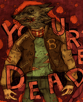 you are dead by Mebuu